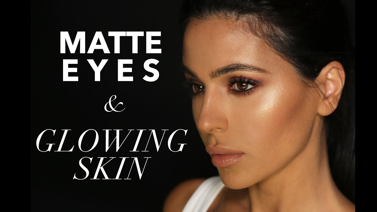 Makeup Tutorial For Brown Eyes Youtube