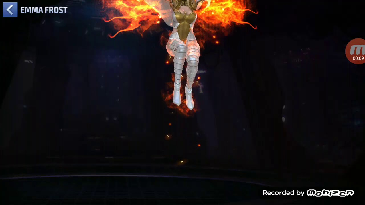 [Marvel: Future Fight] (Phoenix Five) Emma Frost