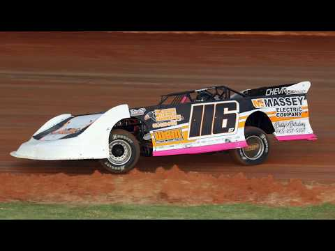 Jake Whitehead In-Car / 411 Motor Speedway / Weekly Championship Racing 10-13-18