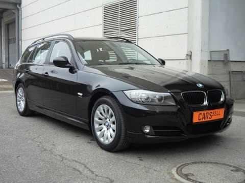 bmw 320d touring aut 2009 youtube. Black Bedroom Furniture Sets. Home Design Ideas