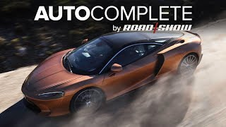 AutoComplete: The new McLaren GT is here; it's fast and it's got room for stuff