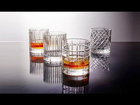 Бокалы для виски, коньяка, рома. Как и с чем пить виски.