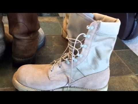 Desert Boots Review.