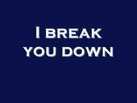 EKTOMORF - I BREAK YOU LYRICS.