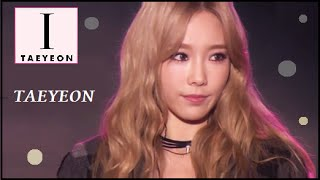 [1080p] 151016 [SNSD] TAEYEON (少女時代) /  I (Feat. Verbal Jint) - Music Bank