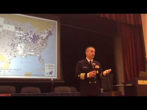 Maryland Responds MRC 2015 Conference - Keynote Address