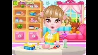 Kids Doctor (Детский доктор педиатр) - прохождение игры