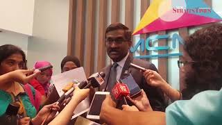 Kamalanathan reports Facebook page to MCMC for slander