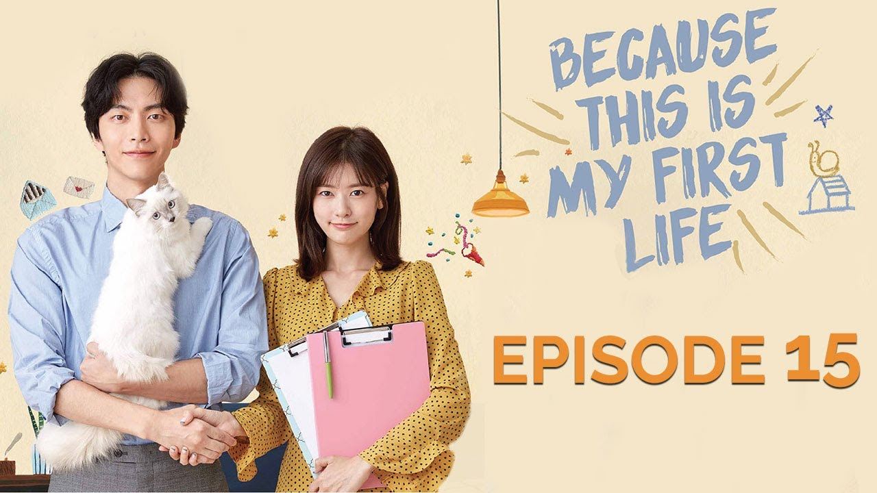 Because This Is My First Life | Episode 15 (Turkish, Arabic and English Subtitles)