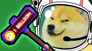 I Mined Dogecoins Until I Was A Billionaire in Dogeminer 2