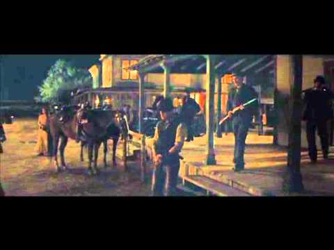 Cowboys and aliens trailer español