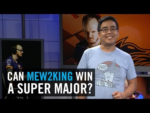 Melee Science: Can Mew2King win a super major?