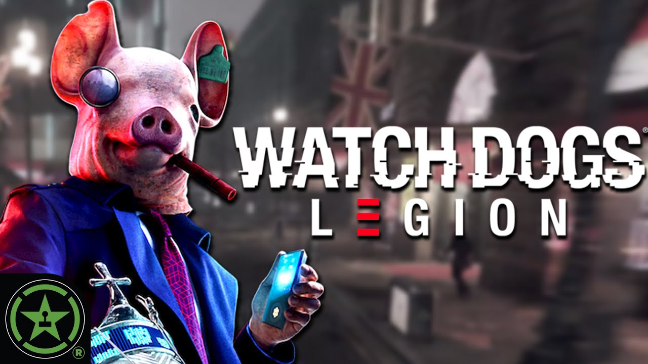 Forming the BEST Team - Watch Dogs: Legion