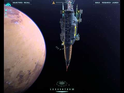 "Fearless Plays ""Homeworld - Remastered"", Mission 1 - ""Kharak System"" |"
