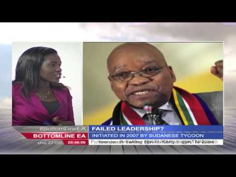Bottomline East Africa Interview 17th June 2016: The state of African leadership