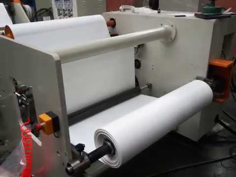 KFC packing paper (Soap packing paper)making machine(paraffin and wax coating)