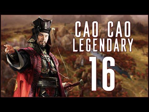 EMPEROR CAO CAO - Cao Cao (Legendary Romance) - Total War: Three Kingdoms - Ep.16!