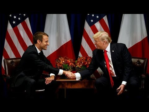 LIVESTREAM: President Trump Hosts First State Dinner - France President Emmanuel Macron