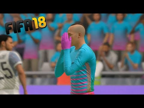 RUNNING OUT OF PLAYERS! - FIFA 18 with The Crew!