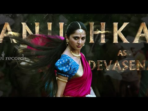 Anushka as Devasena AV - Baahubali   MM Keeravaani