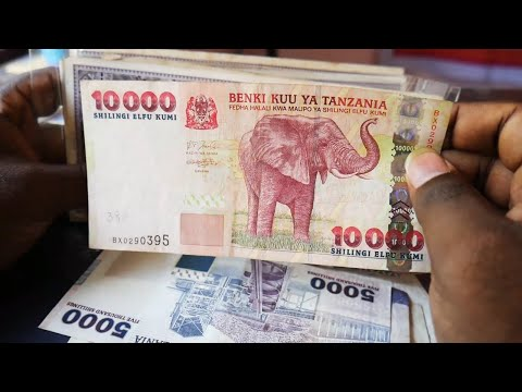 Tanzania Shillings - World's Coolest Banknotes