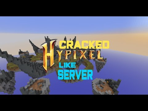 Minecraft Skywars | Cracked Hypixel Like Server