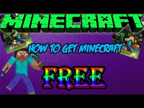 how to get the full version of minecraft for free no