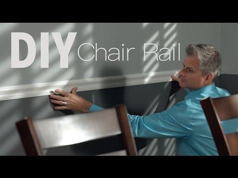 "Slumberland Furniture's Design Clips - ""DIY: Chair Rail"""
