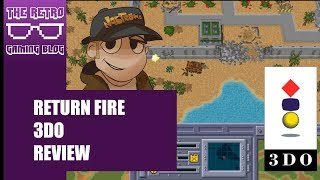 Return Fire 3DO Review