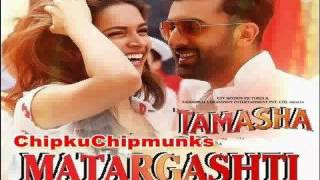 Gambar cover Matargashti -Tamasha Mohit Chauhan||Tamasha Movie|| Full Song Karaoke Instrumental Version