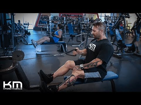 Single Arm Seated Cable Row | How To Perform It Correctly