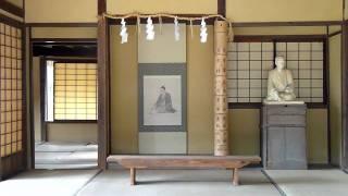 吉田松陰を祭神とする神社で、明治23年(1890)に松陰の実家杉家...