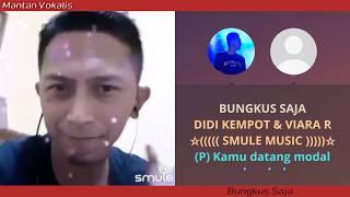Download Lagu Bungkus Saja - Didi Kempot (video karaoke duet bareng lirik tanpa vokal) smule cover Herisis_VOS01 mp3