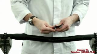 Комплект 3М 3102 для ремонта оболочки кабеля  до 35 кВ