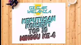 Download Video KEPUTUSAN KONSERT TOP 10 GV5 MINGGU KE-4 MP3 3GP MP4