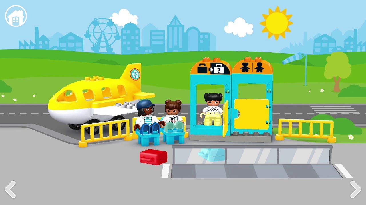 LEGO® DUPLO® WORLD - Airplane Adventures