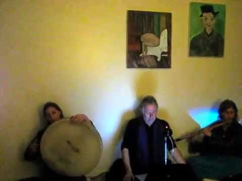 David Hykes House Concert (11/28/14, Paris, France)