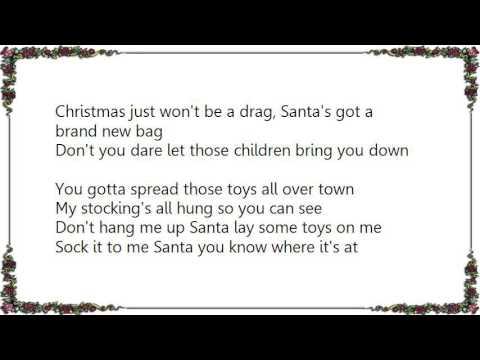 Bob Seger - Sock It to Me Santa Lyrics