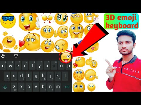 Free Emoji | 3D Emoji | How To Set Keyboard Emoji | Best Emoji Sticker | New Emoji |