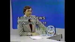 WSB-TV Ernie Bjorkman Weekend Promo...1978