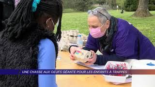 Yvelines | Une chasse aux oeufs géante pour les enfants à Trappes