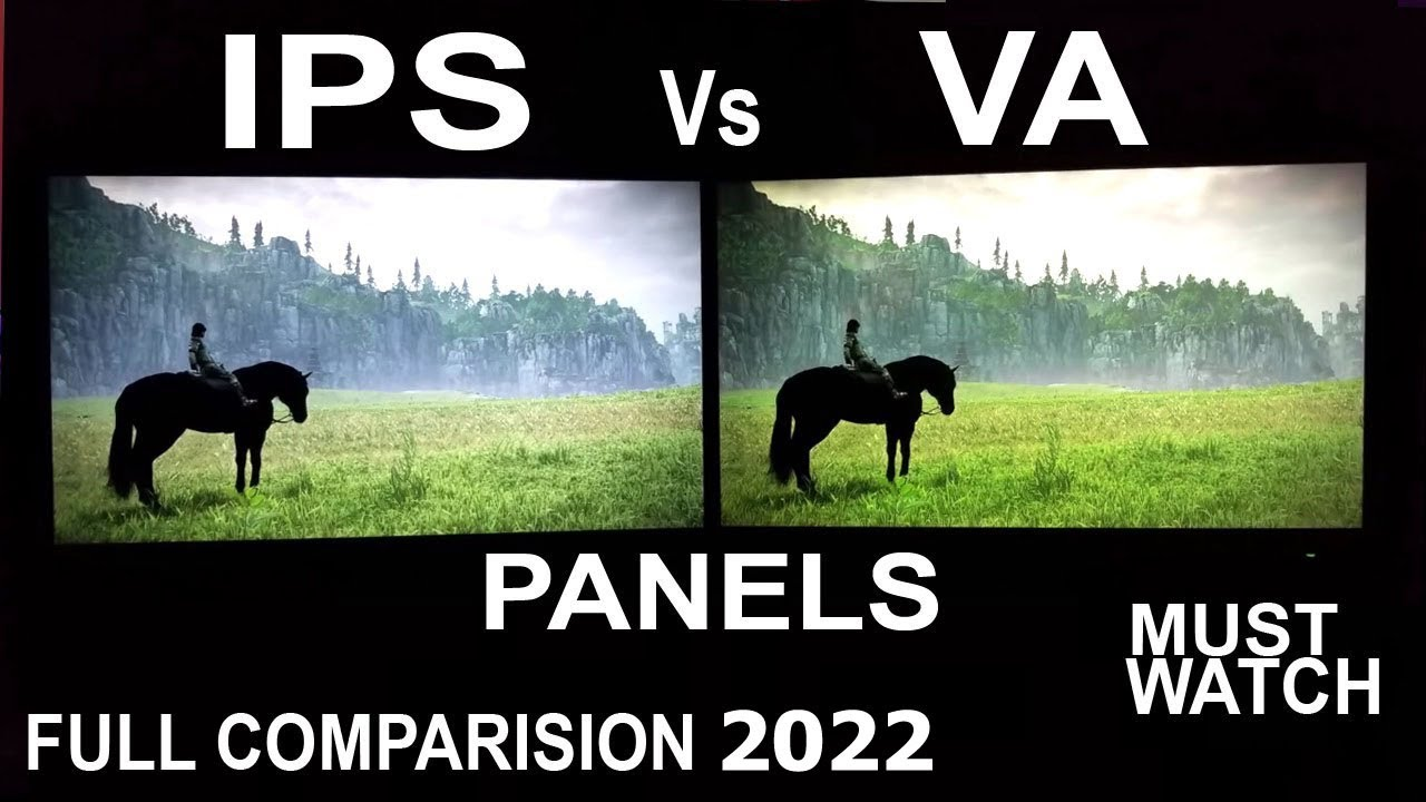Download IPS vs VA Panels   Technical & Practical Live Comparison   TN vs VA vs IPS   #VA #IPS #VAvs #IPSvs