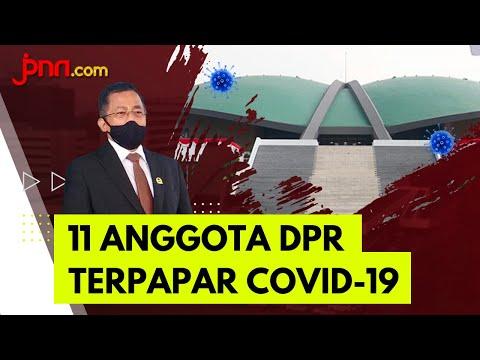 Mohon Doanya, 11 Anggota DPR Terpapar Covid-19