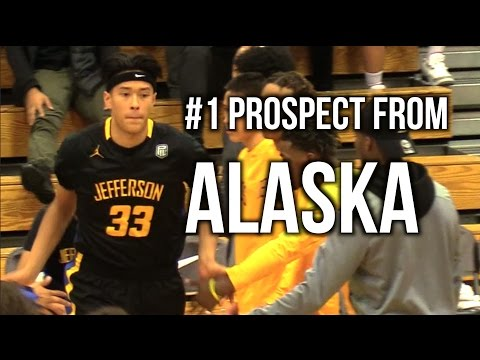 THE BEST PLAYER FROM ALASKA 6'9 Kamaka Hepa Has BIG TIME POTENTIAL Future In Pac12?