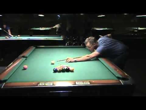 Dennis Walsh Richard Robinson Straight Pool