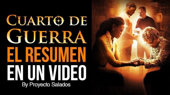 Cuarto De Guerra Trailer En Español Película Cristiana Youtube