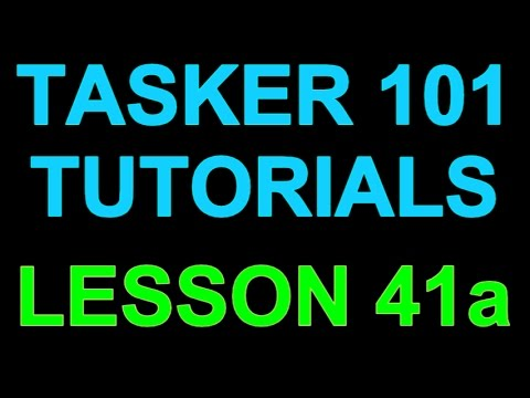 Tasker101 Tutorials Lesson 41a Manipulating Time Set Alarm X Hours From Now