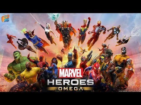 Top 5 Marvel Games For Android/iOS 2018 [AndroGaming]