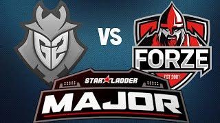G2 vs forZe (Inferno/map2) Highlights - StarLadder Berlin Major