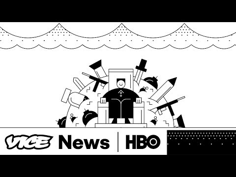 How North Korea Smuggles Parts to Build Nuke Missiles (HBO)